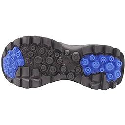 Ozark Trail Men\'s Hikers Sport Low Shoes, Charcoal (7.5 US / 25.5 MEX)