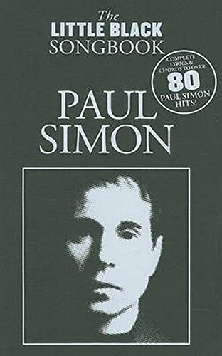 Paul Simon - The Little Black Songbook: Lyrics/Chord Symbols