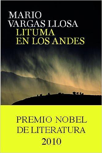 Lituma en los Andes: Mario Vargas Llosa: 9788408080619: Amazon.com: Books