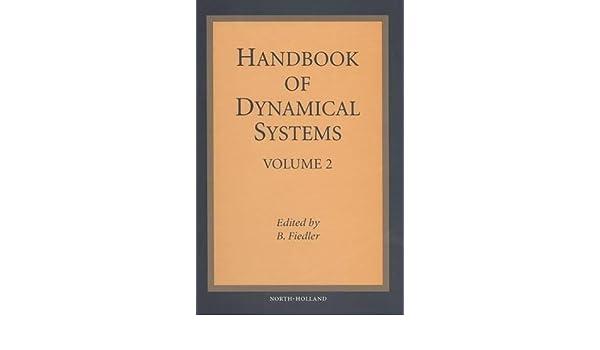 Handbook of Dynamical Systems, Vol. 1B
