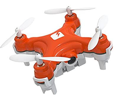 SKEYE Nano Drone with Camera - Remote Controlled - Mini Quadcopter - One Year Warranty from TRNDlabs
