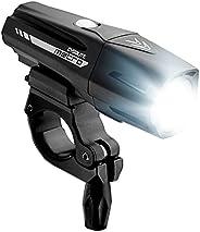 CYGOLITE Metro Pro– 1,100 Lumen Bike Light– 5 Night & 3 Daytime Modes– Compact & Durable– IP67 Waterpr