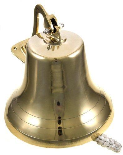 IOTC Nautical Aluminum Ship Bell