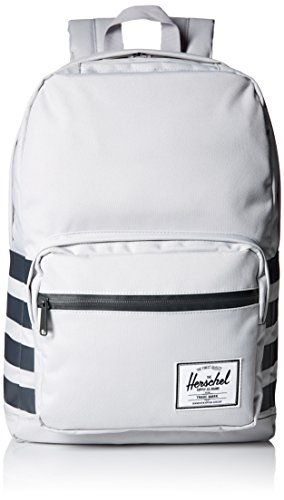 Herschel Supply Co. Pop Quiz Offset Backpack, Lunar Rock Offset, One Size