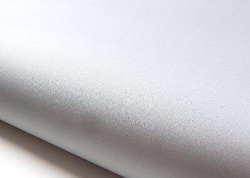 - ROSEROSA Peel and Stick PVC Instant Metallic Decorative Self-Adhesive Film Countertop Backsplash Phoenix Solid (MG239 : 2.00 Feet X 6.56 Feet)