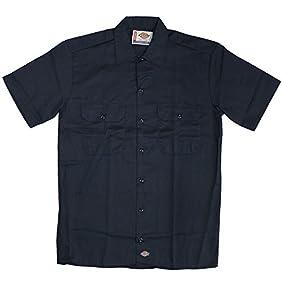 Dickies Men's Short-Sleeve Work Shirt