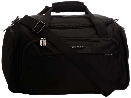 Briggs & Riley @ Transcend Luggage Cabin Duffle Bag, Black, 10.5 by Briggs & Riley