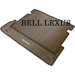 LEXUS OEM FACTORY ALL WEATHER REAR CARGO MAT LINER 2010-2019 GX460 BROWN PT908-60102-40
