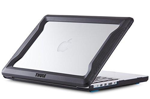 "Vectros 13"" MacBook Pro Retina Bumper-Black"