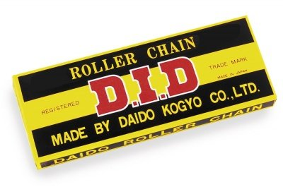 DID Chain 530 Standard Non O-Ring 106 Links Natural