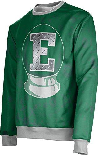 ProSphere Eastern Michigan University Ugly Holiday Unisex Sweater - Snow Globe FE621