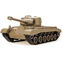 New Heng Long 1/16 2.4G 3838-1 US M26 Pershing Battle Tank RC Tank By KTOY