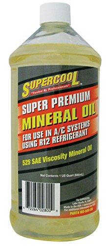 TSI Supercool MO-500-GM Premium Mineral Oil - 32 oz