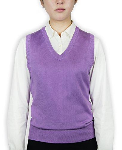 Blue Ocean Ladies Classic Sweater (Classic Golf Sweater)