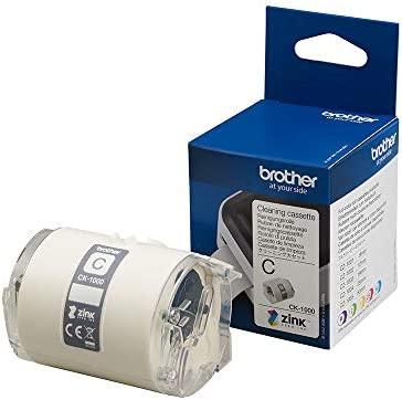 Brother CK-1000 - Cintas para impresoras de etiquetas (CZ, inyección de tinta, VC-500W), gris