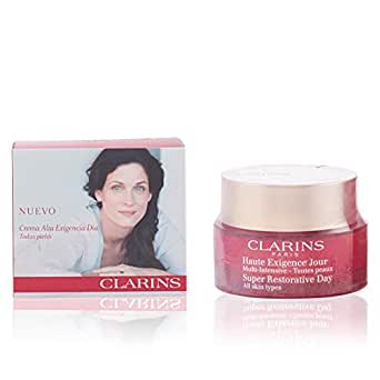 Clarins Super Restorative Day Cream for All Skin Types, 50ml
