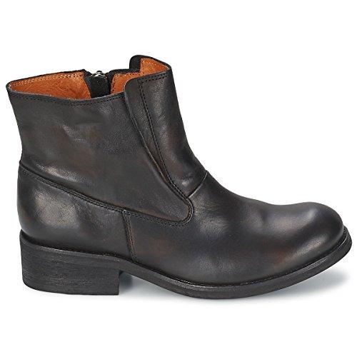 Diesel Botas Ancle Boots para Mujer ROXYDOO Negro