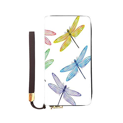 Long Handbag Dragonfly Group of Dragonflies with