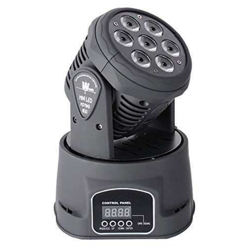 70w Premium 4in1 LED Moving Head Stage Spot Light by Generic