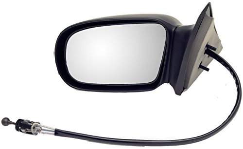 Am Manual Remote Mirror Driver (Dorman 955-100 Grand Am Manual Remote Driver Side Mirror)