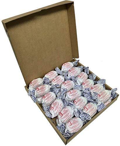 Polvorón de Almendra San Enrique Envuelto Papel Seda - Caja 1,250 kg.: Amazon.es: Alimentación y bebidas