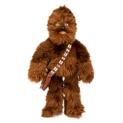 Disney Chewbacca Plush - Star Wars - Medium - 19''