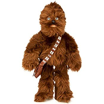 Disney Chewbacca Plush - Star Wars - Medium - 19''