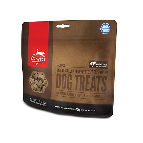 Orijen Angus Beef Freeze-dried Treats 3.25 Oz
