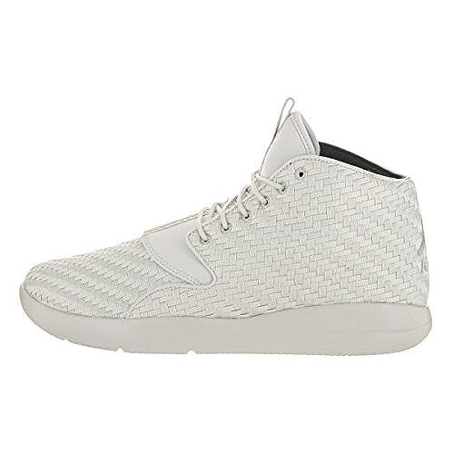 new arrival 8e780 6187a Nike Jordan Men s Jordan Eclipse Chukka Light Bone Golden Beige Black  Basketball Shoe 8.5