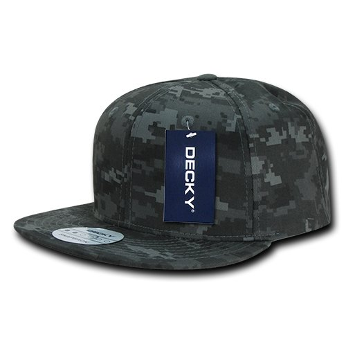 a0c454597ab Amazon Com Decky Fitted Cap Sports Outdoors