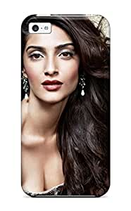 3086321K44871727 Awesome Case Cover Compatible With Iphone 5c - Bollywood Actress Sonam Kapoor