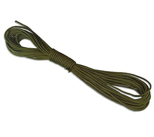 5col 750 Type 4 Paracord in Coyote Brown - MILC-5040H (50 Feet) by 5col Survival Supply (Image #1)