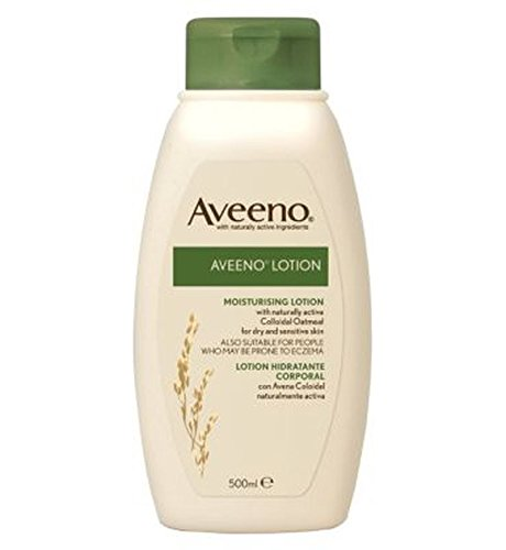 Aveeno Lotion With Natural Colloidal Oatmeal 500Ml - Pack of