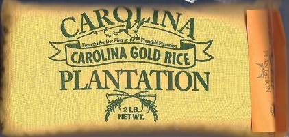 Carolina Plantation Carolina Gold Rice- 2lb Bag by Carolina Plantation