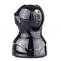 Tera 1080P Wi-Fi Wireless Recording IP Network Camera Monitor Support Night Vision 360 Degree Full-view via Smartphone Pad PC