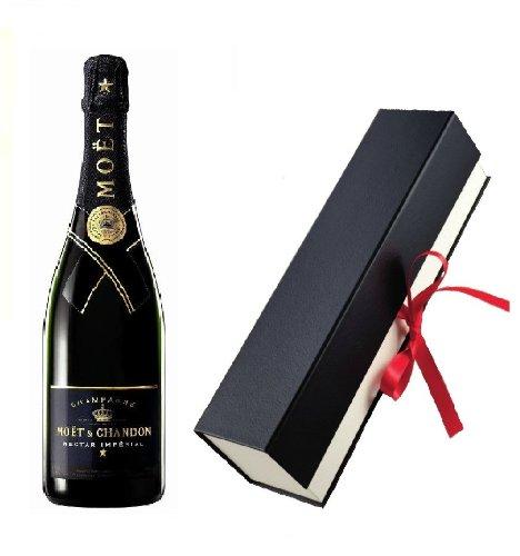 Moet & Chandon Champagner Nectar Geschenkfaltschachtel 12% 0,75l Fl.