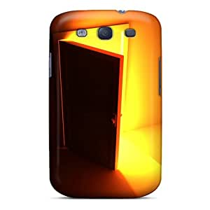 [EaZ9642yWwH] - New Door Protective Galaxy S3 Classic Hardshell Cases