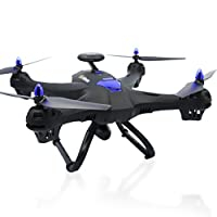 Eartime Global Drone X183 With 5GHz WiFi FPV 1080P Camera GPS Brushless Quadcopter by Ounice