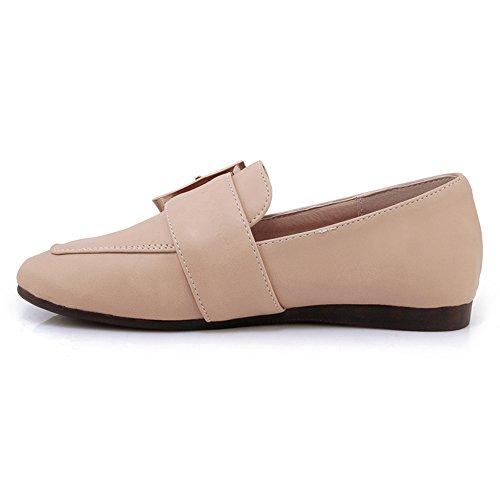 Coolcept Zapatos de Tacon Bajo Para Mujer Pink