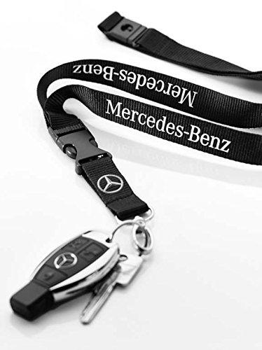 Portachiavi originale Mercedes Benz colore nero
