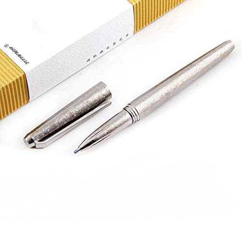 Titaner Titanium Rollerball Pen Technical Bolt Pen with Glass Breaker by Titaner (Image #1)