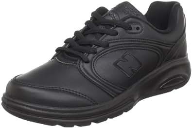 New Balance Women's WW812 Walking Shoe,Black,5 D