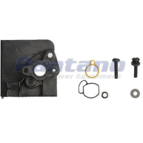 Mtd 753-06189 Line Trimmer Carburetor Insulator Assembly Genuine Original Equipment Manufacturer (OEM) ()