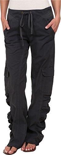 Ruched Cotton Pants - 1