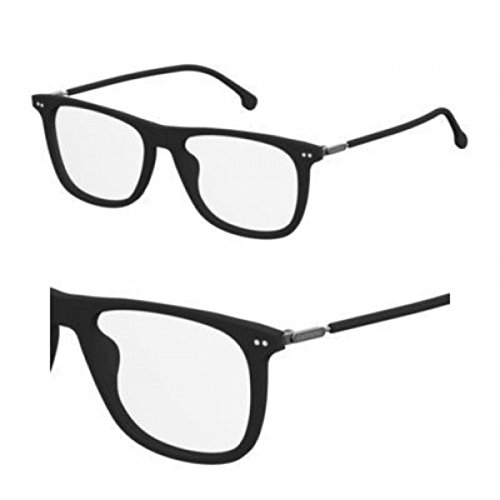 Carrera 144/V Eyeglass Frames CA144V-0003-5217 - Matte Black Frame, Lens Diameter 52mm, Distance - Eyeglasses Black Matte 0003