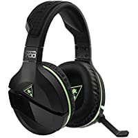 Turtle Beach Stealth 700 Premium Wireless Surround Sound Gaming Headset for Xbox One and Windows 10 (Black/Green)