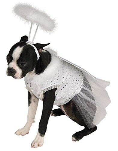 Rubie's Angel Pet Costume, Medium -