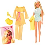 Mattel - N4977 - Poupée - Barbie collection - Barbie Vintage Malibu