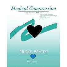 Nurse Mates Women's 15-20 mmHg Medically Correct Compression Hosiery