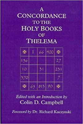 of thelema the holy books